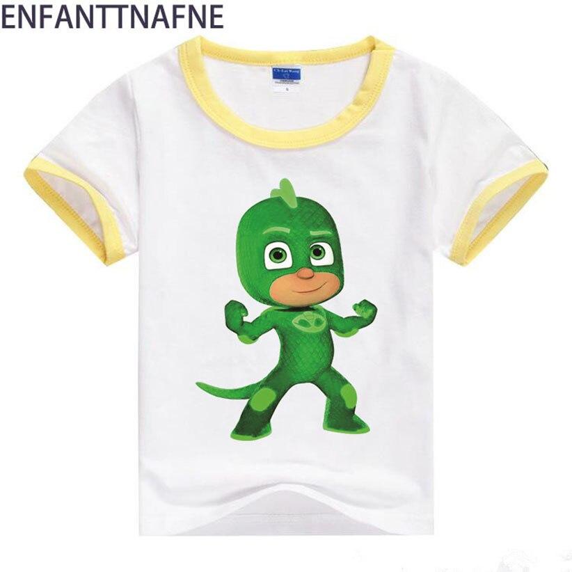 meisjes tee tops baby jongens t-shirt kinderkleding kinderen t-shirts - Kinderkleding - Foto 4
