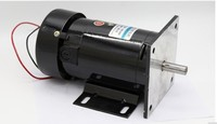 220V permanent magnet DC motor 1800rpm high speed motor 300W high power large torque motor