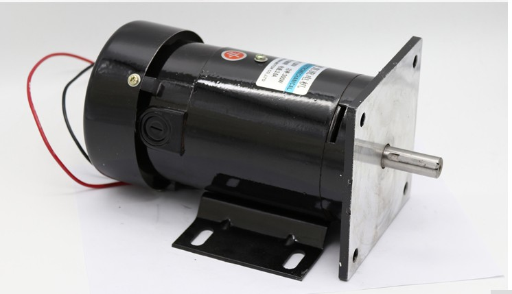 220V permanent magnet DC motor 1800rpm high speed motor 300W high power large torque motor large torque high power motor 775 dc motor 12v 300w 18500 rpm diy
