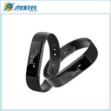 HOT ID115 Smart Bracelet Fitness Tracker Step Counter Fitness Wristband Alarm Clock Vibration Wristband pk fit bit mi band2