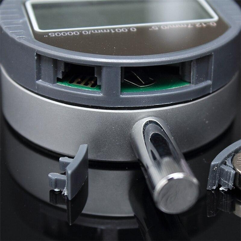 0.01mm LCD電子ダイヤルインジケーターゲージ12.7mm / - 計測器 - 写真 4