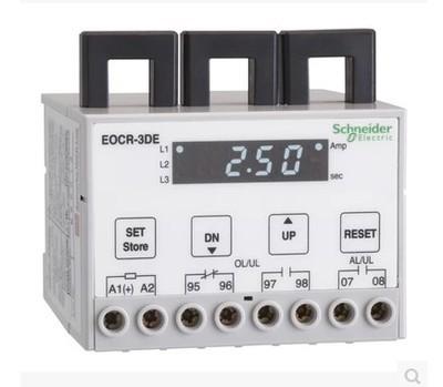 South Korea Sch EOCR motor protector original genuine EOCR-3DE-WRDM7 EOCR-3DE