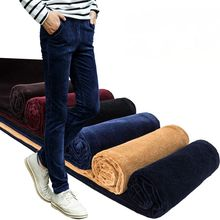 Herren Hosen 2016 Marke Männer Hosen Hosen Casual Solide Cord tuch Hosen Jogginghose Jogger Große Größe 5 Farbe