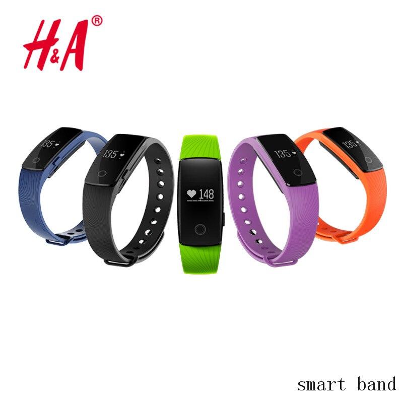 ID107 Smartband PK Fitbits 2