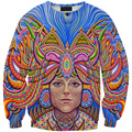 new style clothing 3D hoody men women Kings Style hoodie casual sweatshirt colored waves Buddha Sportswear Tracksuits
