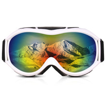 UV Protection skiing and snowboarding Goggles Men Women Double Lens Anti-fog Eyewear OGT Adult Skiing Goggles Snow Glasses(China)
