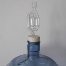 1 шт. воздушный замок пузырьковая втулка выпускной клапан для уплотнения воды пивные инструменты для изготовления вина выхлоп для вина инструменты