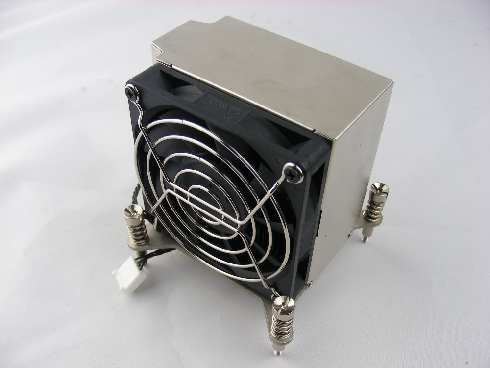 463990-001  Heatsink & Fan Assembly for Z400 Z600 Z800 Workstation Processor xw9400 workstation motherboard 436111 001 408544 001