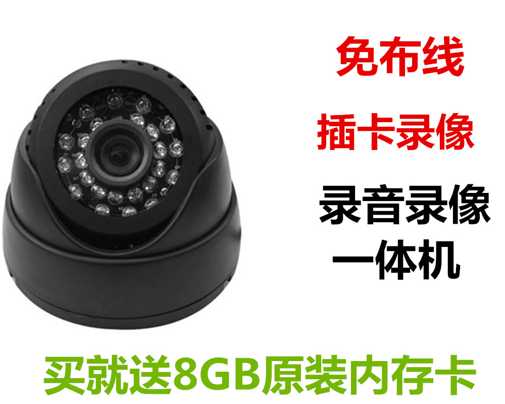 ФОТО Infrared night vision surveillance camera card
