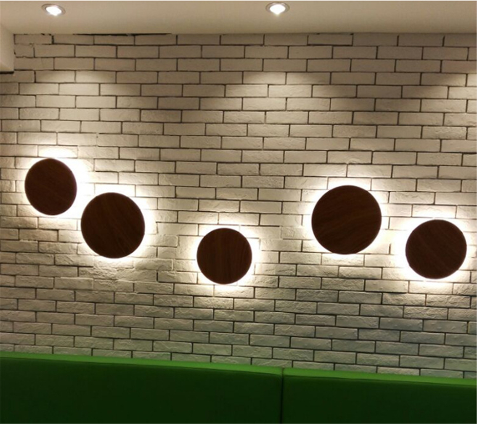 HTB1SYs Kb1YBuNjSszeq6yblFXai Living Room Spotlights | Round Ceiling Light | Modern Creative eclipse LED ceiling lamp stairs aisle corridor background bedroom bedside round Ceiling Light for livingroom Voltage:110V-220V