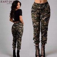 Womens camouflage pants female cargo pants military style women cargo pants KK1725 H
