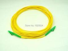 Envío Libre SM SX PVC 3mm 50 Metros LC/APC Cable de Puente De Fibra Óptica LC/APC-LC/Patch Cord de Fibra Óptica APC