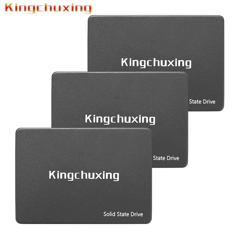 2 5 Inch SSD SATA 3 III Hard Disk 120gb 256gb 512gb 1TB 2TB Internal Solid State Drive for PC Laptop Desktop Kingchuxing