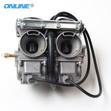 Free shipping KEIHIN Duplex Twin Cylinders Rebel Carburetor Assy Set Chamber Set CMX 250 CBT250 CA250 300cc Motorcycle Scooter