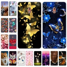 Silicone Case For Nokia 2.1 2 2018 Cover 5.5 Printing Pattern Phone Shells Nokia2 Cases fundas Coque