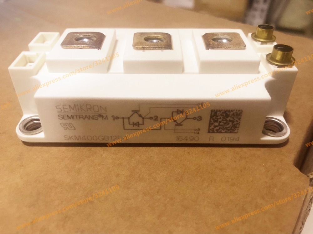 Free Shipping  NEW SKM400GB12E4  MODULE