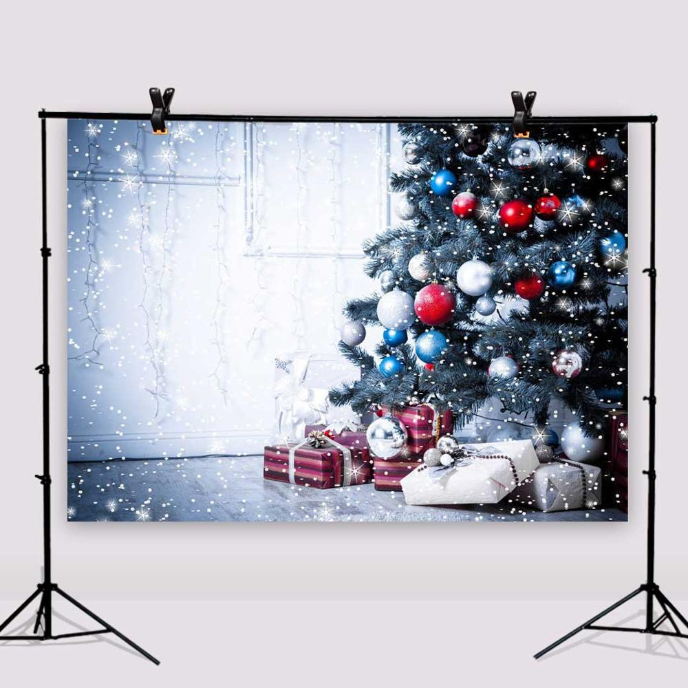 Children Photography Backdrops Christmas Gifts Photo Vinyl Studio Props Background 7x5FT or 5x3FT christmas072 photography backdrops children photo studio props brick walls baby background vinyl 9x6ft or 7x5ft or 5x3ft jiejp189