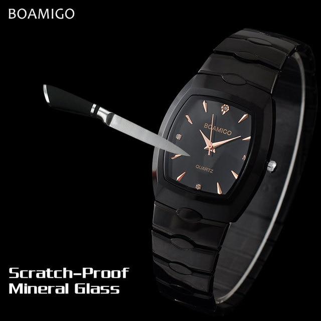 Zegarek męski BOAMIGO fashion quartz