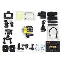 Car Original Action Ultra HD WiFi Remote Control Miniature Sports Video Camcorder DVR DV Deep Potential