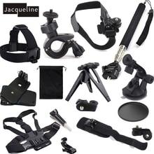 JACQUELINE for Chest Strap Mount Kit Accessories for Sony Sports Camera for Polaroid XS100/XS80/Vivitar DVR787HR/Veho/ANART
