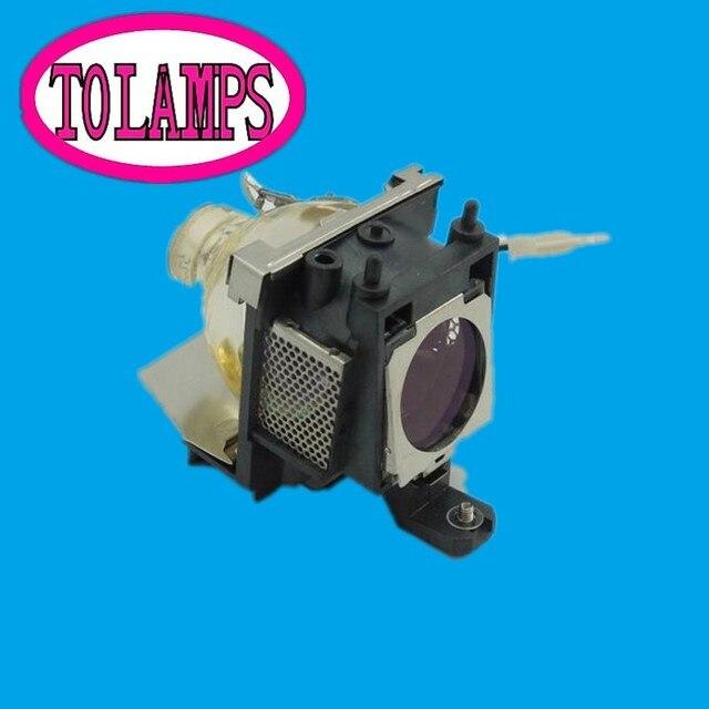 compatible MP610 MP610-B5A MP611 MP611C MP615 MP620 MP620C MP620P MP721 MP721C PD100D W100 for BenQ projector lamp Bulb