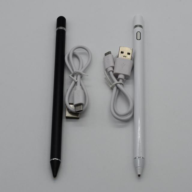 wholesale dealer 505b2 e66be US $21.6 10% OFF|High precision Touch Pencil For Apple Tablet stylus For  iPhone X XS MAX 8 7 for iPad Pro For iPad mini 1 2 3 4 Painting Pen-in  Mobile ...