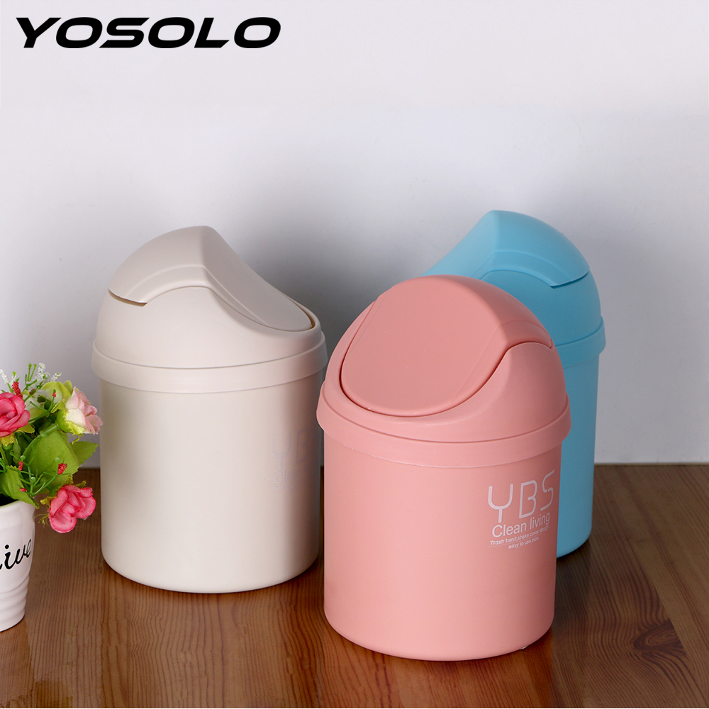 Car-styling Car Garbage Can Trash Container Car Trash Rollin