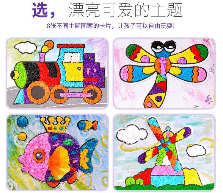 qingqingR M/önche Tuch f/ür DIY Stickerei Hand Stoff N/ähen Punch Nadel Zubeh/ör