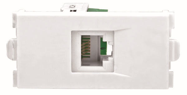 RJ11 Face Plate Wall Socket Telephone Wall Plate, Phone Module 209,PHONE SOCKET