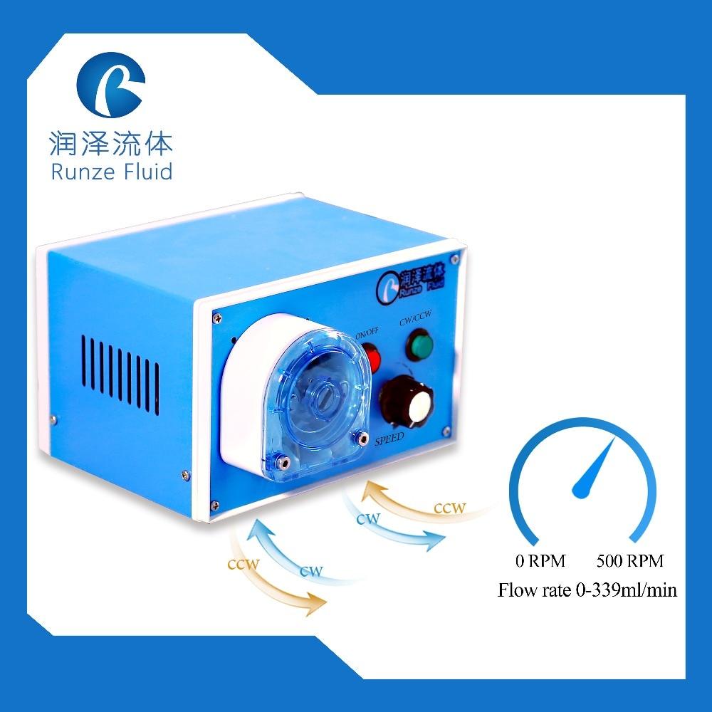 Single/Dual Multi Channel Dosing Pump Ph Metering Precision Flow 0 339ml/Min