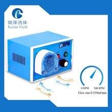 Single/Dual Multi Channel Dosing Pump PH Metering Precision Flow 0-339ml/min peristaltic pump v1 dispensing 3 channel 3 yz1515x 0 007 570 ml min per channel ce certification one year warranty
