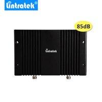 Усилитель сотового телефона 4G  2100 МГц  85 дБ  2100 МГц  бустер  ЖК-дисплей  AGC MGC  33dbm  Repetidor  мобильный ретранслятор сигнала 2100