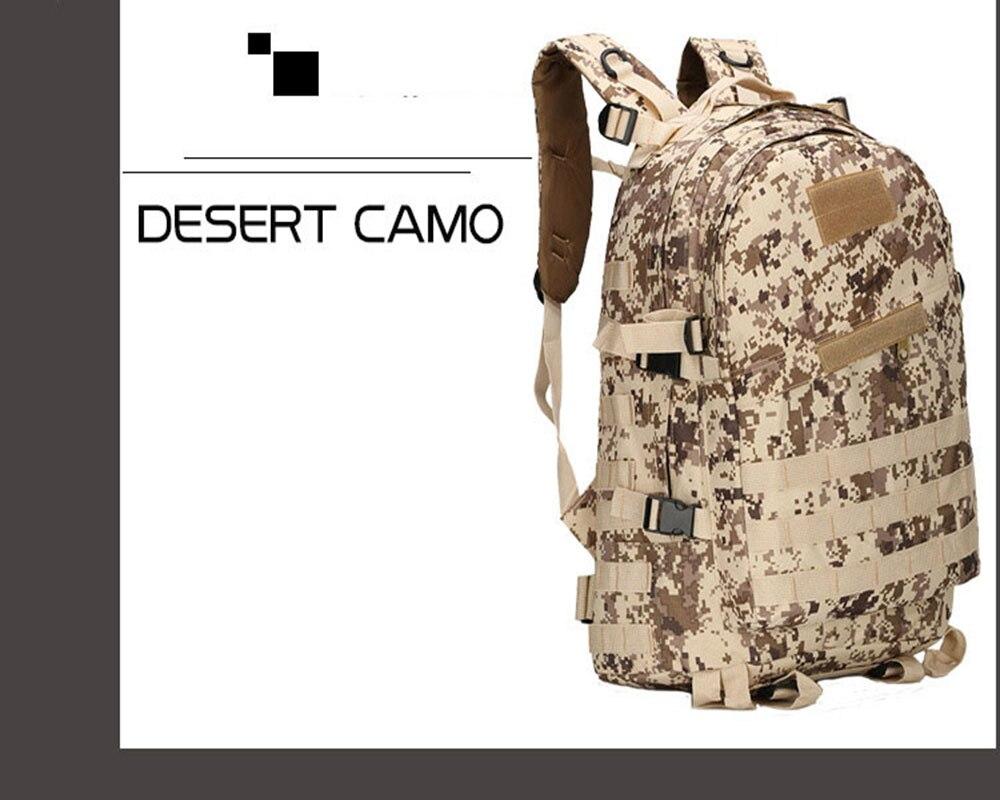 olive 2018 black Camo Campeggio Zaino Sport jungle Sacchetto Di Arrampicata Digital Alpinismo Tattico Esterno Militare random acu Escursionismo Viaggio Outdoor Trekking Cp kaki 45l 3d desert Green CRn4rwAC