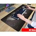 90 cm x 40 cm XL Anime Grande grande Mousepad juego videojuegos del juego Mouse pad hermosa mesa de lectura escritorio mat para Ordenador PC nuevo regalo