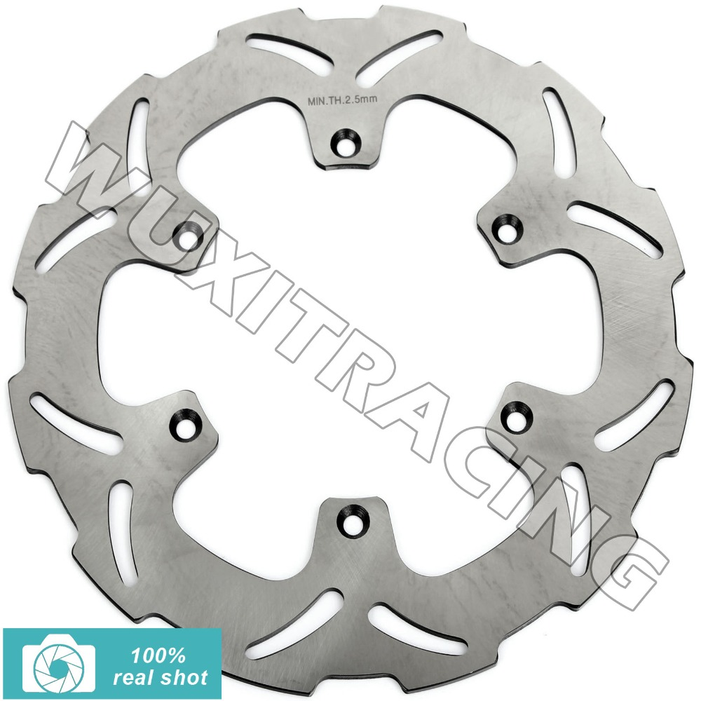 New Rear Brake Disc Disk Rotor fit for Yamaha XTZ SUPER TENERE 750 89 90 91 92 93 94 95 96 97 98 99 00 brand new motorcycle rear brake disc rotors for yamaha 250 3mai 89 fz400 4yr1 96 fzr400 89 92 universel