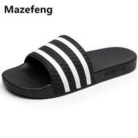 Brand Home Slippers Women Summer New Fashion Unisex Slippers Hot Sale Women Shoes A004 Pantoufle Femme