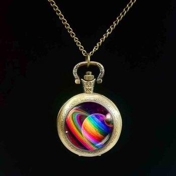 Gay orgullo reloj de bolsillo Mismo Sexo Nueva joyería gay orgullo lésbico con arcoíris amor gana regalo mismo sexo matrimonio igual