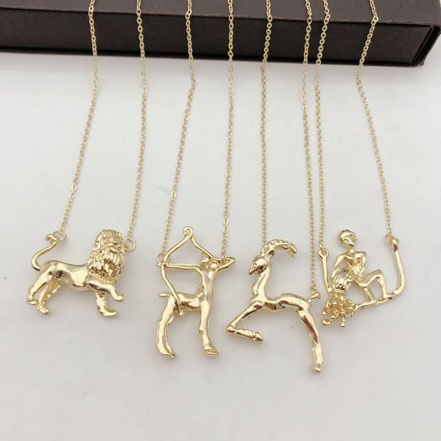 Hermosos collares signo del zodiaco
