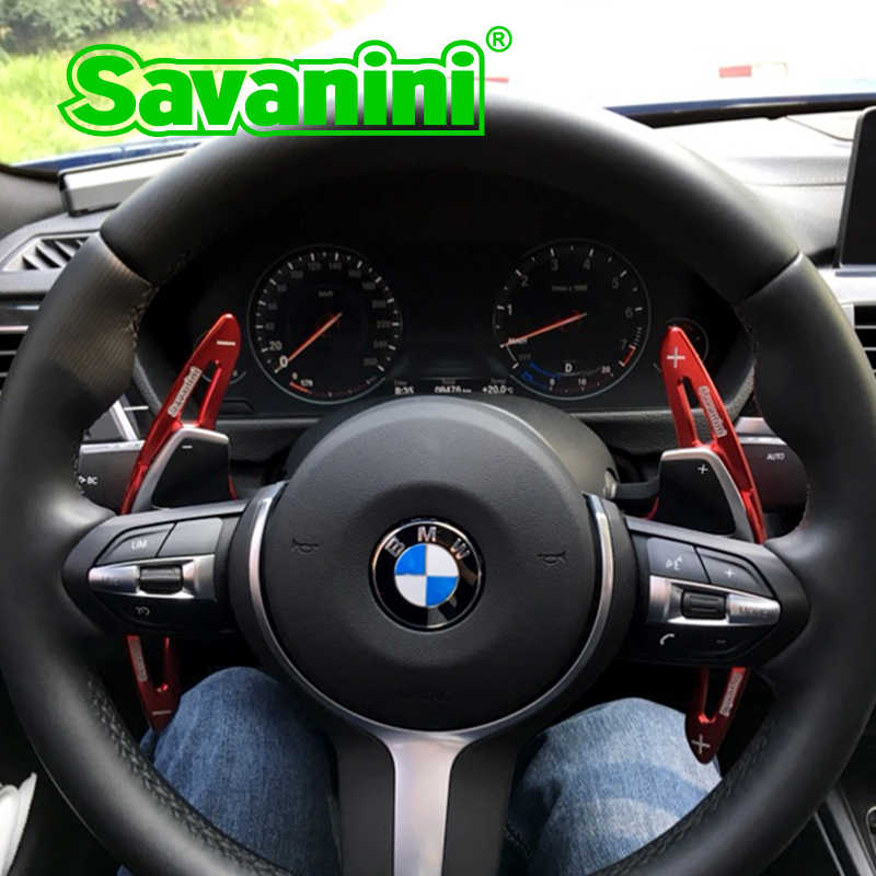 savanini aluminum steering wheel shift paddle shifter extension for bmw f30 f10 gt 3 series 5 series f18 x1 auto car styling shift paddles paddle shifterssteering wheel shift paddles aliexpress www aliexpress com
