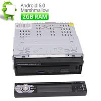 7 Android 6 0 Car DVD Player For Single Din Universal Stereo GPS Navi One 1Din