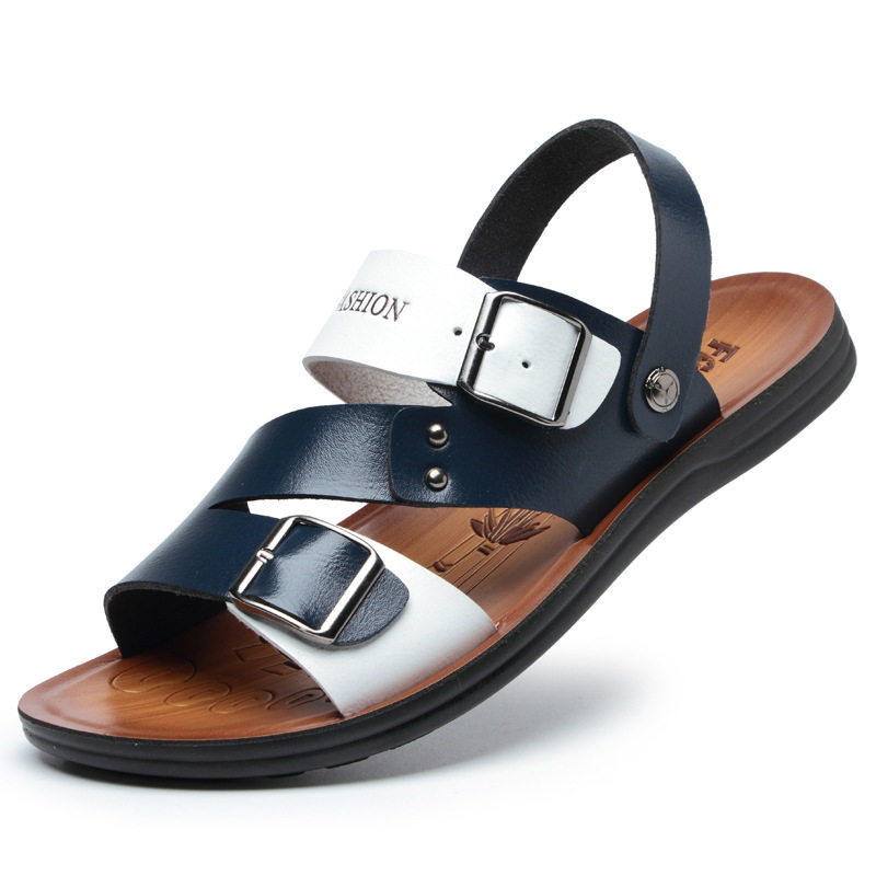 Hombres Sandalia Zapatos Gladiador Sandalias Estilo Tf1ljck 2019 4ARjq35L