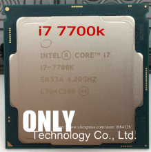 for Intel Core i7 7700K Processor 4.20GHz 8MB Cache Quad Core Socket LGA 1151 Quad Core Desktop I7 7700KCPU