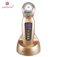 La goodwind CM 2A Face Body Massager Electric Beauty Health SKin Care Portable Machine Ultrasonic Clean