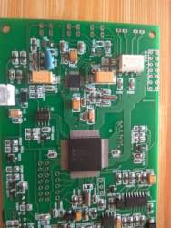 TDC-GP22 Ultrasound Water Meter Debugging Development Board with LCD Display and Flow Measurement Tube Section