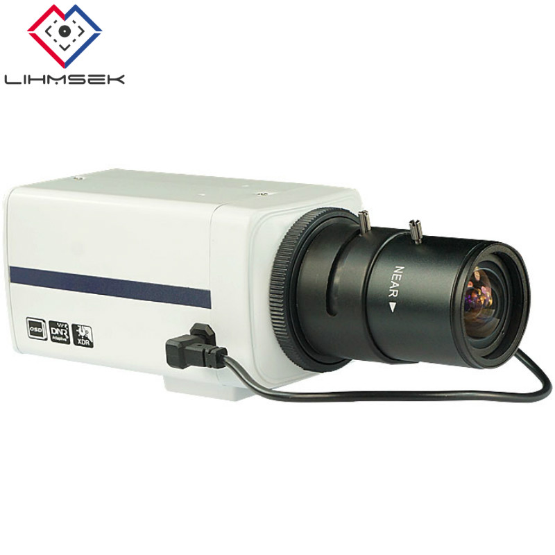 "Lihmsek CCTV Metal HD SDI Box camera 2.0MP 1080P 1/3"" Panasonic CMOS Sensor Digital Security HD SDI Surveillance CCTV Camera-in Surveillance Cameras from Security & Protection    1"
