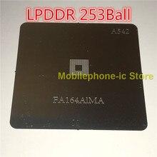 LPDDR BGA253Ball BGA366Ball BGA387Ball BGA168Ball BGA256Ball IC Pinos de Solda BGA Direto Aquecimento Stencil Reballing Template