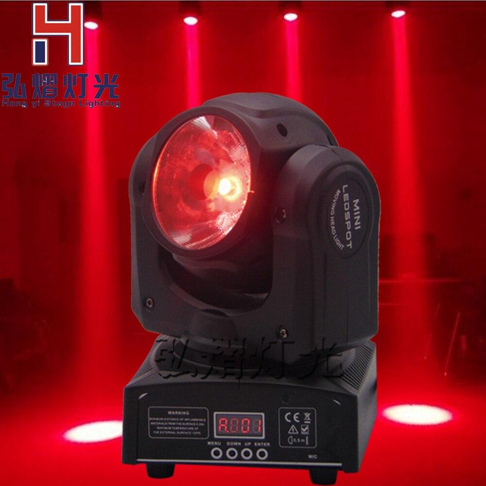 60 Вт Мини светодиодный луч движущихся головного света/DJ контроллер светодиодный свет лампы 60 Вт луч светодиодный перемещение головы огни с