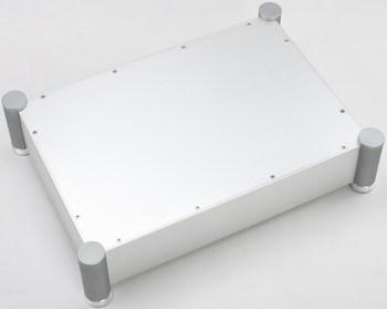 WA62 Aluminum enclosure Power amplifier chassis Tube amplifier case 310*450*105