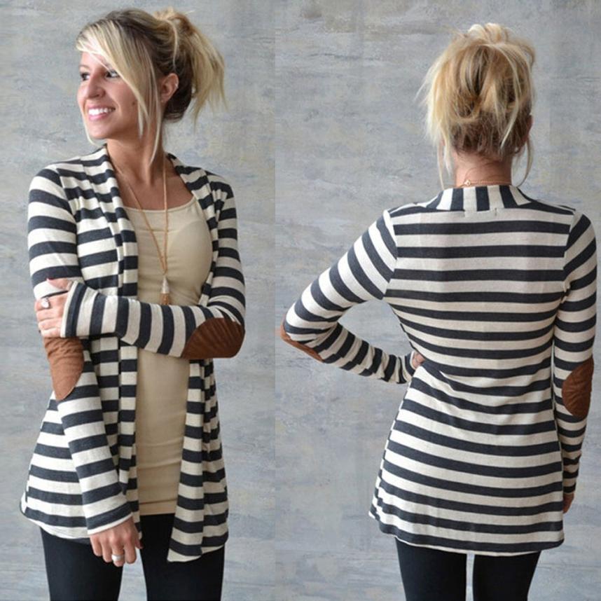 Women Cardigan Knitwear Oversize Autumn Cardigan Sweater 1
