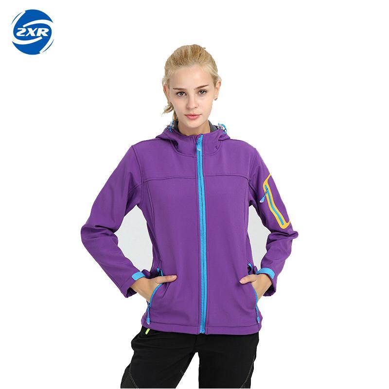 Veste Softshell polaire d'hiver pour femme Sports de plein air Tectop manteaux randonnée Camping ski Trekking homme femme vestes